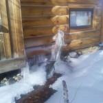 WNS frozen hose