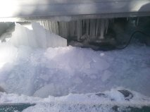 WNS frozen spa