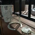 WNS untended skimmer basket
